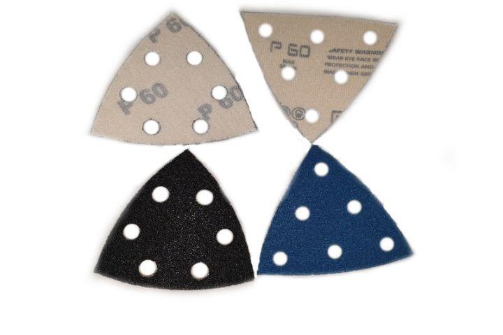 Triangle fein velcro 80 X 80 X 80 MM