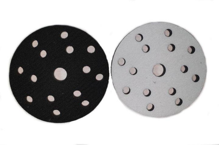 150 mm - mousse velcro 15 trous d'aspiration, épaisseur 11 mm, intermédiaire pour plateau